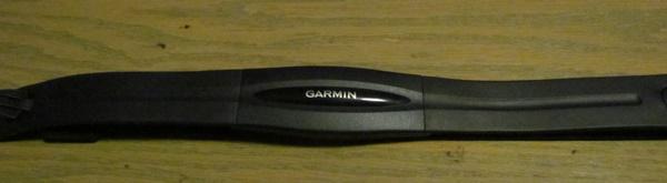 Garmin heart rate