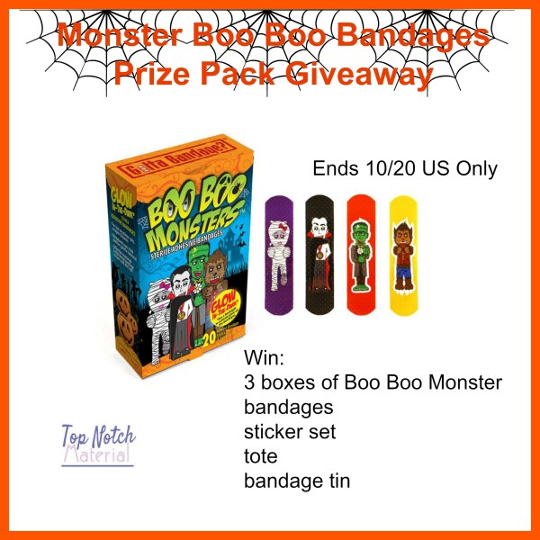 monster giveaway