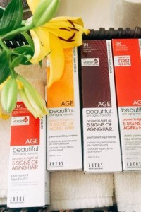 Powered by Mom's AGEbeautiful Hair Color Giveaway