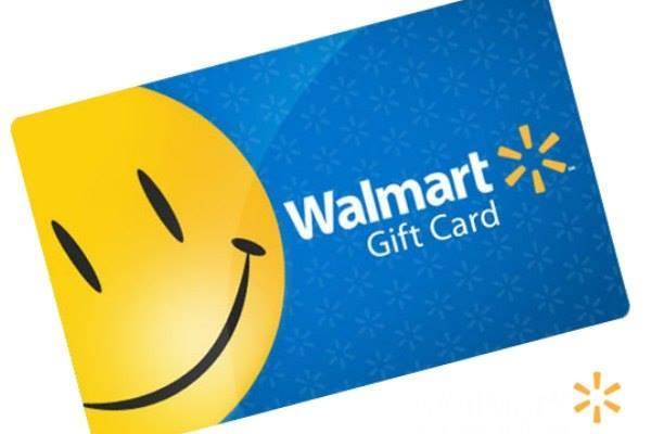 $25 Walmart BTS Gift Card Giveaway