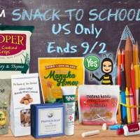 Snack to School with PRI Giveaway