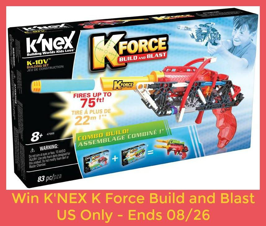 Open Toy Blast On Facebook : K nex force build and blast giveaway powered by mom