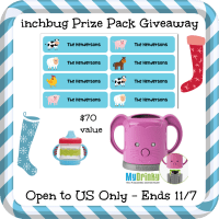 Inchbug Labels and Kids Products Prize Pack Giveaway
