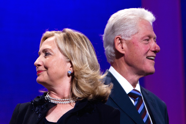 Will The Clintons Greed Do Them In Power Line
