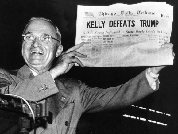Kelly Defeats Trump