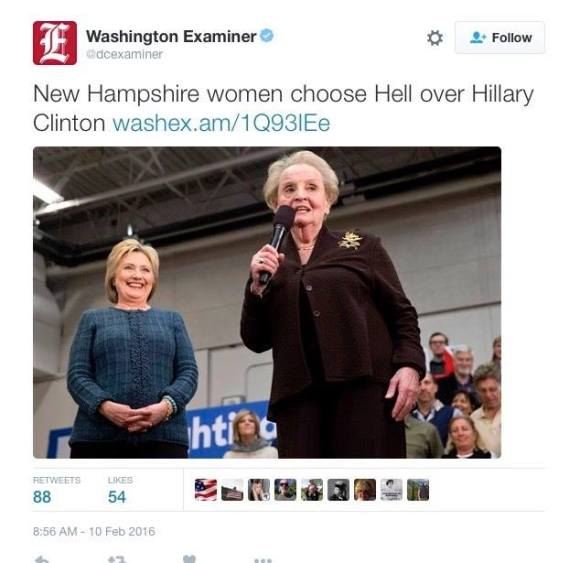 NH Women Choose hell