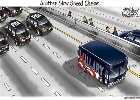 Slow Hillary Chase