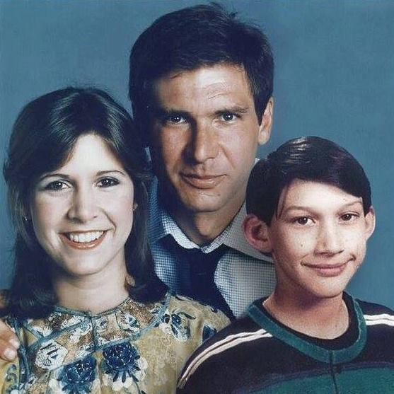 Solo Family Pic