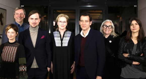 The Berlin film festival jury
