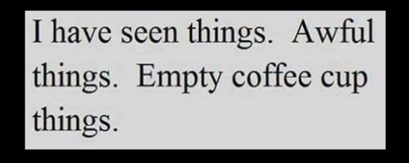 Empty Coffee Cups copy
