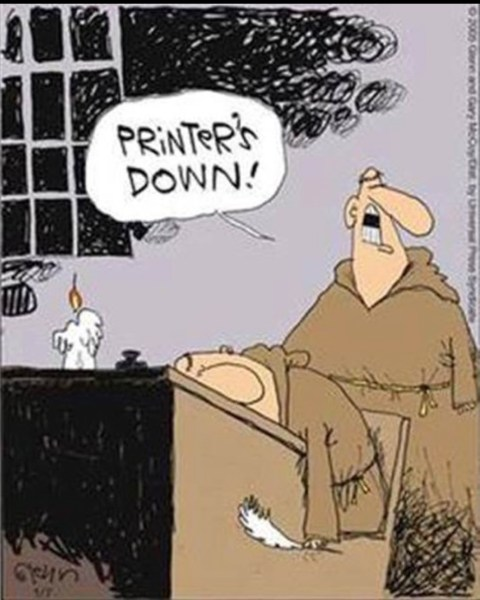 Printer Down copy
