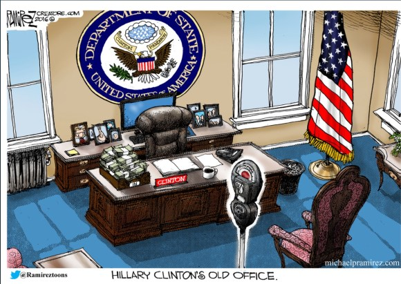 Hillary's Office copy