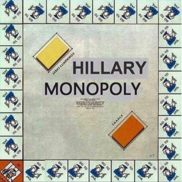 hillary-onopoly