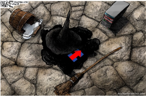 witch-hillary
