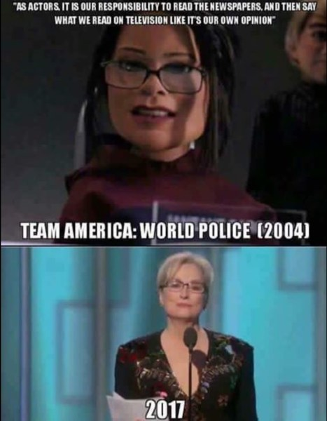 World Police Streep 2