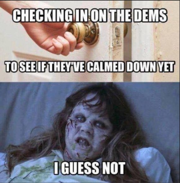 Possessed Dems
