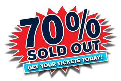 70% SOLD-OUT