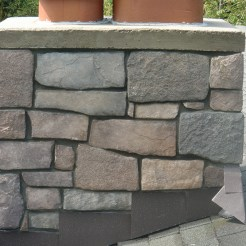 Bellevue Chimney Rebuild