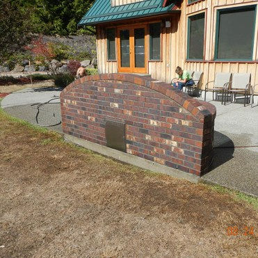 Custom Fire Pit Seattle