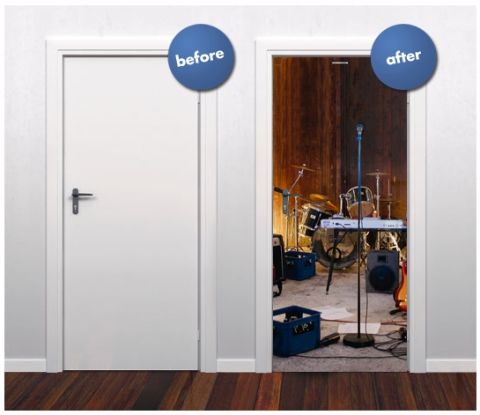 Door Design 1