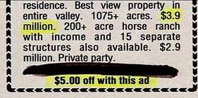 Funny Real Estate Ad Fail