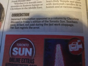 Spotted by Globe & Mail media reporter Steve Ladurantaye.