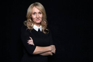 Rowling in 2012 (Photo by Dan Hallman/Invision/AP)