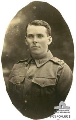 2nd Lt Lewis Gordon Blackmore - 1st Battalion - KIA 23 July 1916.