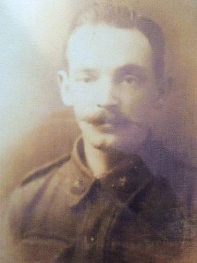Private Edwin Thomas Wardlow Bishop - 72nd Battalion AIF #2579 - KIA 14 Aug 1916
