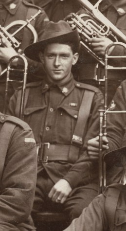 Private Richmond Edward Dunn MM - 1711 - 45th & 13th Battalions - Survived Pozieres
