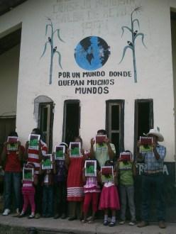 5o ANIVERSARIO DE LA RECUPERACIÓN DE TIERRAS EN CRUZTÒN CHIAPAS