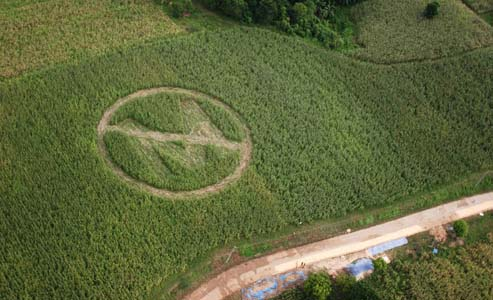 Monsanto y la reconstrucción de los latifundios como en el periodo pre revolucionario.