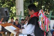 """""""En México existe una enfermedad pestilente que se llama: impunidad"""", Abejas de Acteal."""