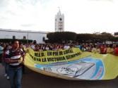 """""""Comparemos ese régimen de Díaz Ordaz, con el que actualmente tenemos con Peña Nieto"""", Normalistas de Chiapas."""