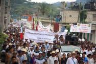 Movimiento en defensa de la vida y el territorio denuncia megaproyectos en Chiapas