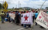 """""""Cancelación de permisos y concesiones en favor de empresas mineras e hidroeléctricas"""", exigencia de la costa de Chiapas."""