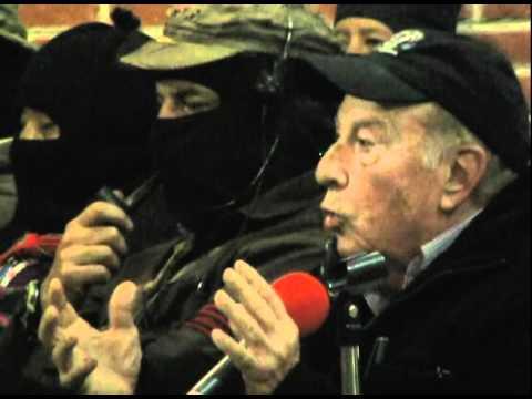"""El EZLN """"afirma y organiza su posición democrática y libertaria contra la hidra capitalista"""", Pablo González Casanova."""