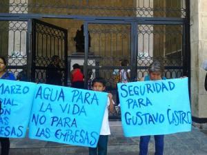 Chiapas - Defensa del agua.