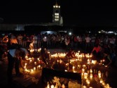 CNTE Chiapas recuerda a asesinados en Nochixtlàn Oaxaca.
