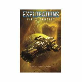 Explorations First Contact Front Cover