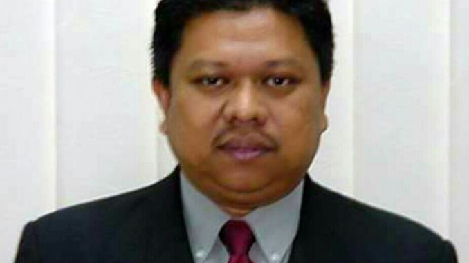 YA Ibrahim Deris