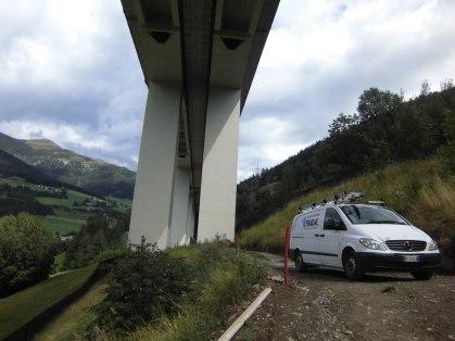 Impianto Viadotto A22