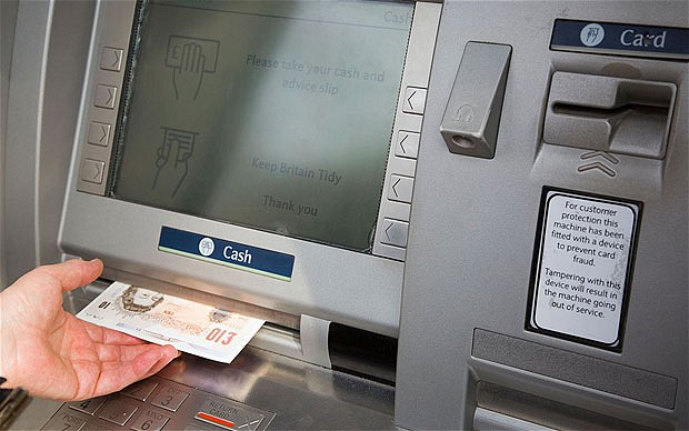 Process to Find the Cash Deposit ATM Machine Near your city