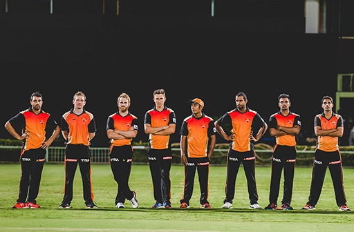 IPL 10 Sunrisers Hyderabad (SRH)