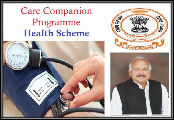 Care Companion Programme Health Scheme Punjab