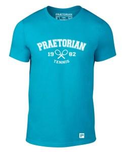 Tricou - Praetorian Tenis Blue solo
