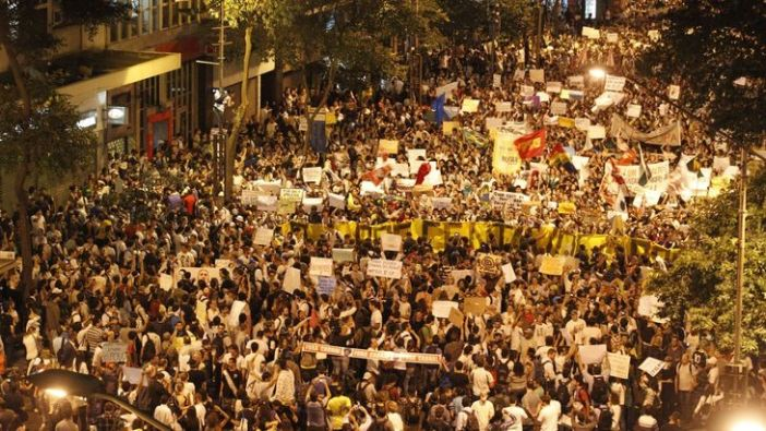 manifestações Pragmatismo Político