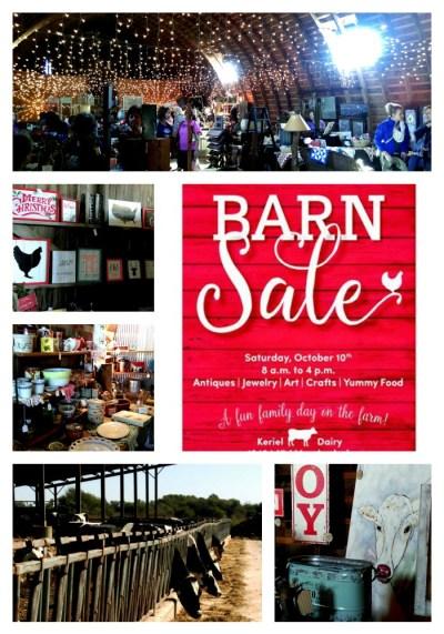 Barn Sale