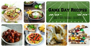 Fabulous Football Fare (17 of the Best Game-Day Recipes Out There!)
