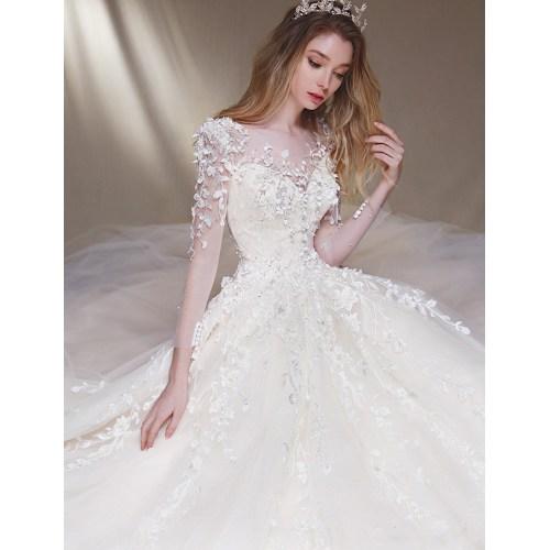 Medium Crop Of Modern Wedding Dresses